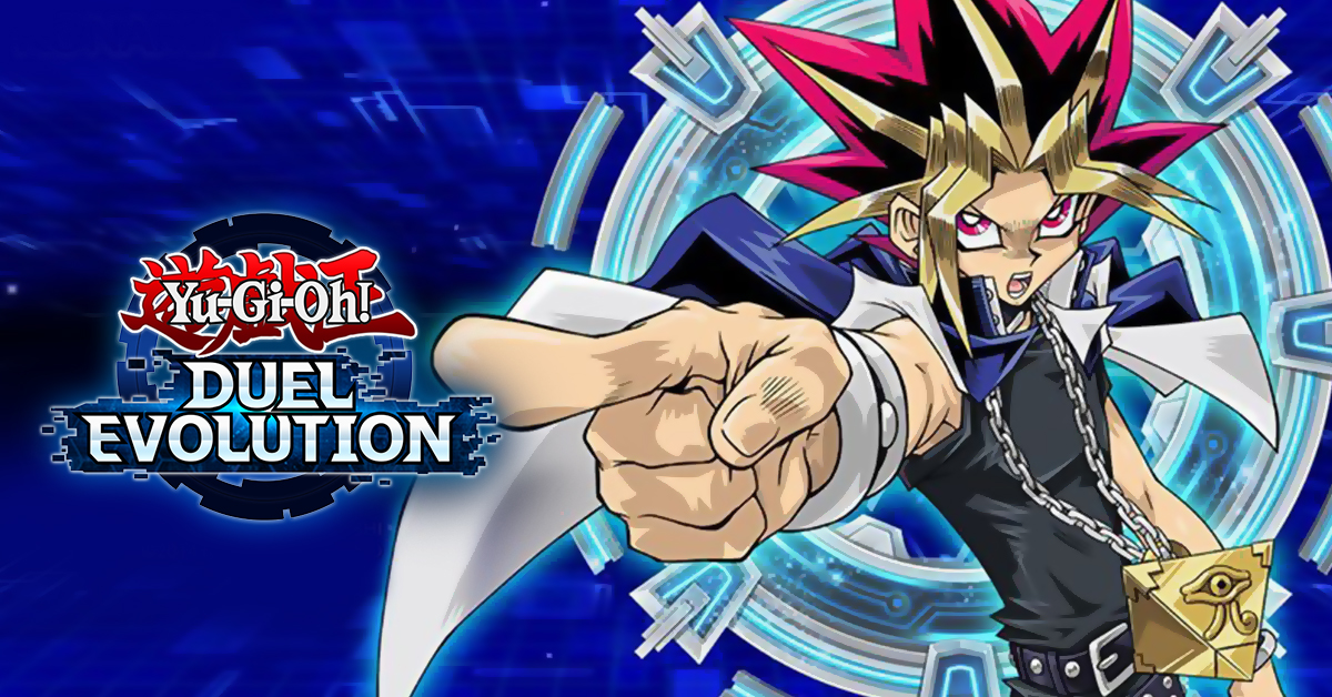"Yugioh game ""Evolution"" releasing"