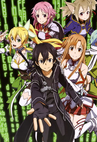 Sword Art Online - H5 Anime Game for PC & Mobile - No Download!